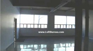 Loft en location rez de chausse petite italie